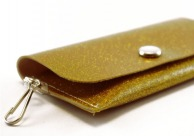 Fusion Sparkle Vinyl ID Wallet by Daogreer Earth Works
