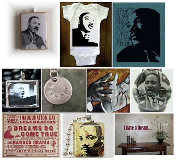 MLK Collection by Handful of Treasures