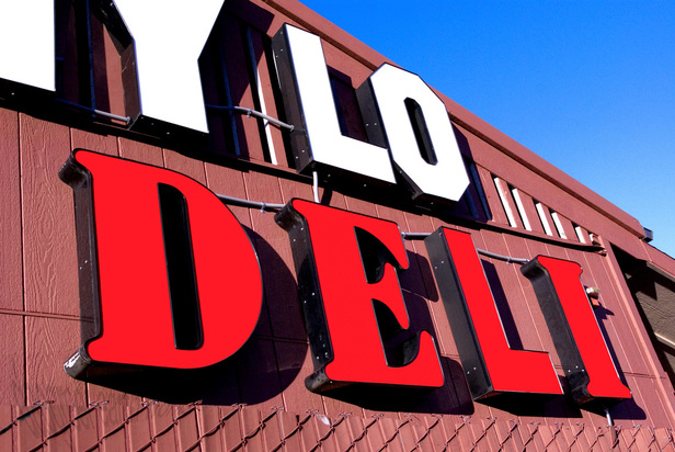 HyLo Deli Fine Art Photograph by Daogreer Earth Works