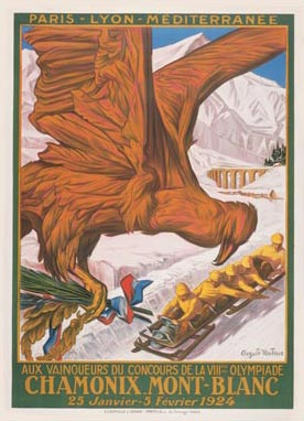 1924 Winter Chamonix