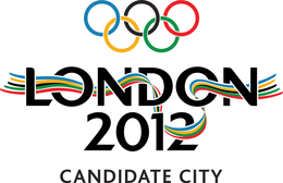 2012 Summer London Candidate City Logo